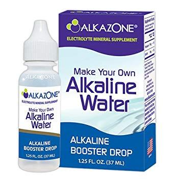 Alkazone Make Your Own Alkaline Water 1 25 Oz