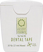 how to use dental floss tape